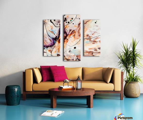 Sophia Quatre Canvas print
