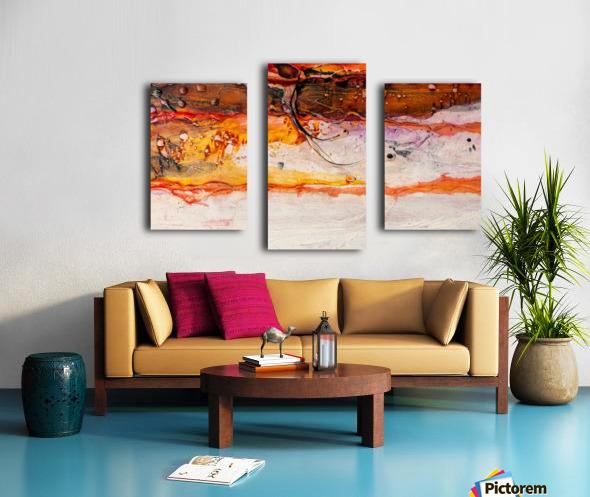 Sophia Huit Canvas print