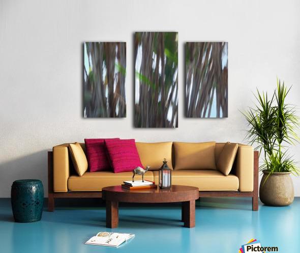 Moving Trees 26 Landcape 52 70 200px Canvas print