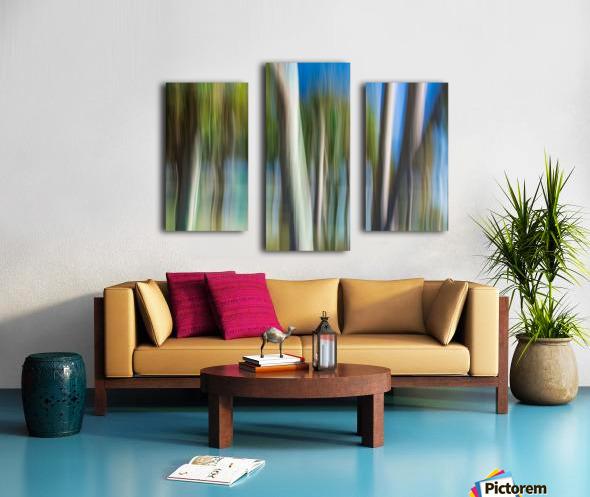 Moving Trees 31 Landcape 52 70 200px Canvas print