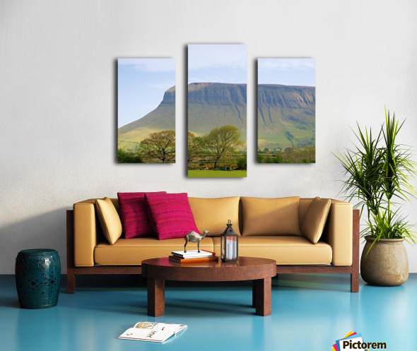 SO 091 Benbulben Canvas print