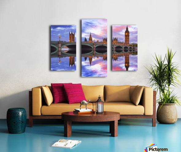 LON 005 Big Ben _1549702153.87 Canvas print