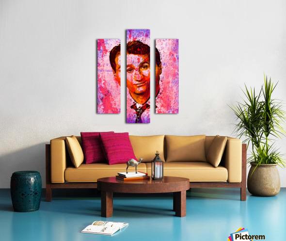 AL BUNDY Canvas print