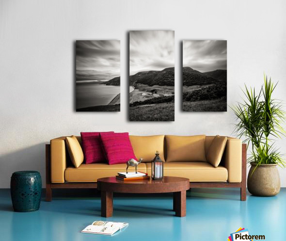 Pollets Cove Canvas print