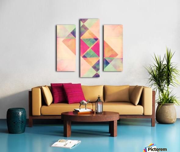 Balancing Act Canvas print