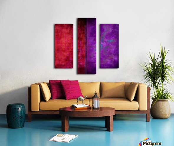 Dualities Canvas print