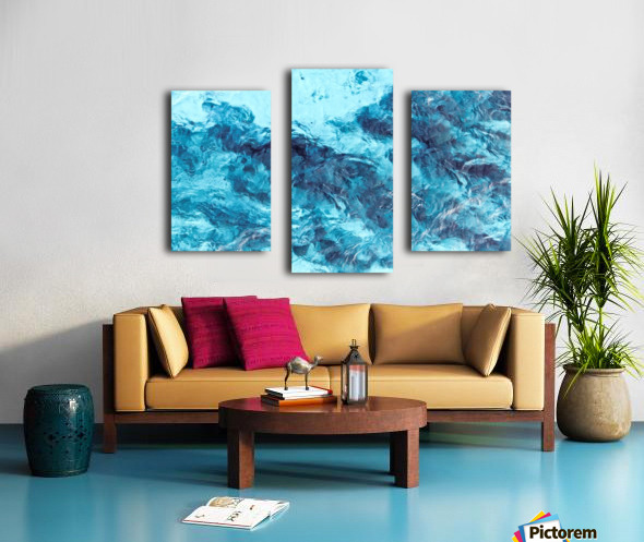 Tropical XXI Canvas print