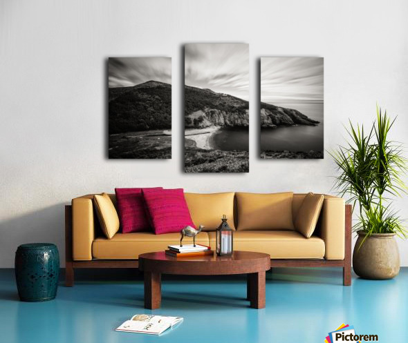 Fishing Cove Canvas print
