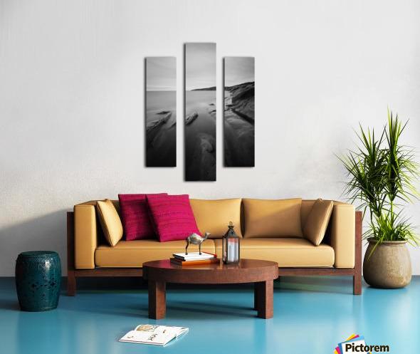 Glassy Canvas print