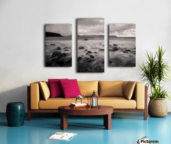 Smelt Brook Canvas print