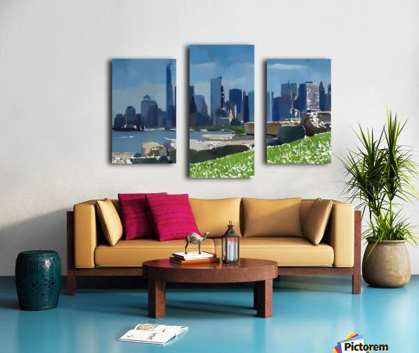 NEW YORK_View  031 Canvas print
