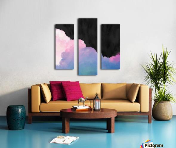 Melbourne I Canvas print