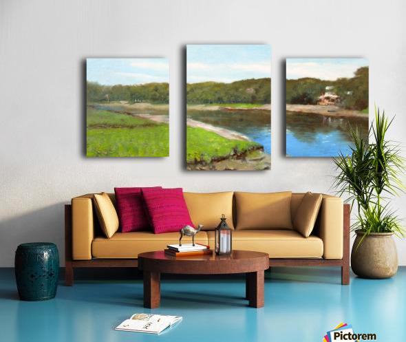 Swimming Hole Canvas print
