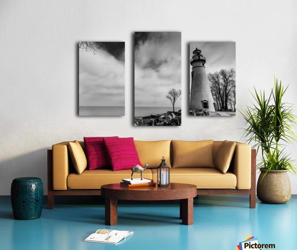 Marblehead Lighthouse 1 Canvas print
