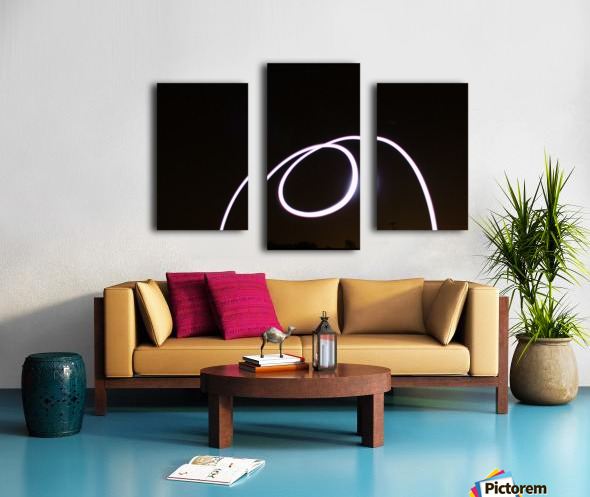 The Loop Canvas print