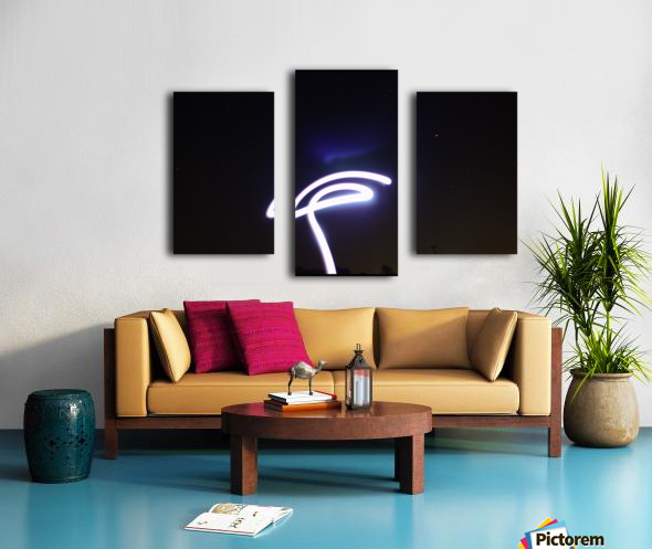 Lasso Canvas print
