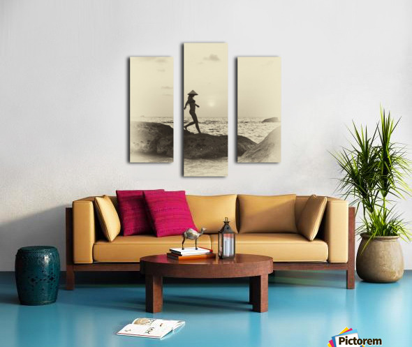 VIETNAM STORIES Canvas print