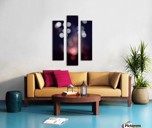 Rocket Thrust Canvas print