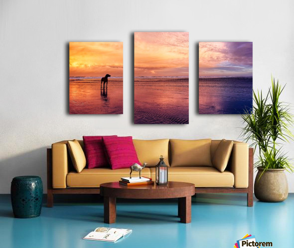 Timeless. Canvas print