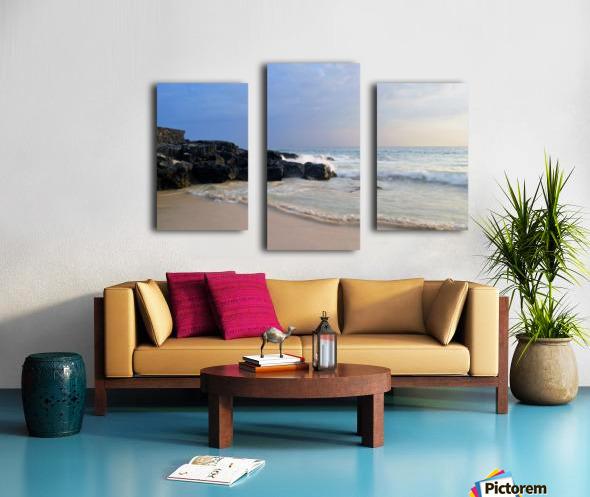 Magic Sands Sunset Canvas print