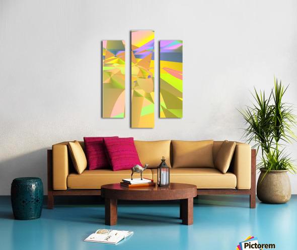odyssey 049a519 Canvas print