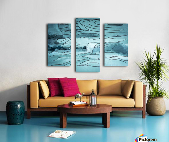 F19C5ED4 E632 42A9 BDB1 0A0AF764E8A8 Canvas print