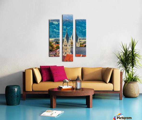 FRIESACH 01 Canvas print