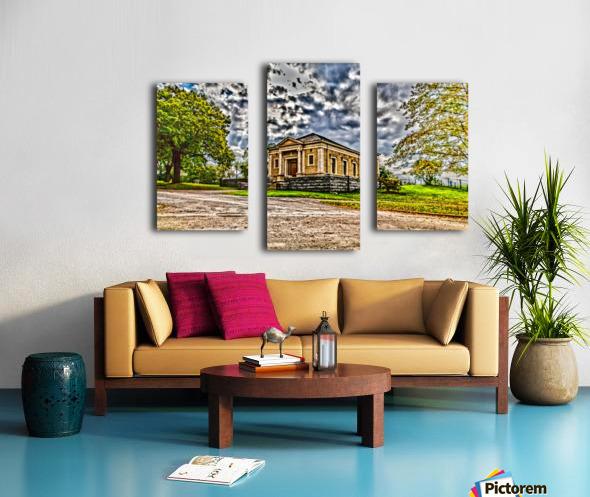 Highland Park 12 Canvas print