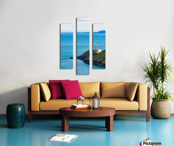 HOWTH 03 Canvas print