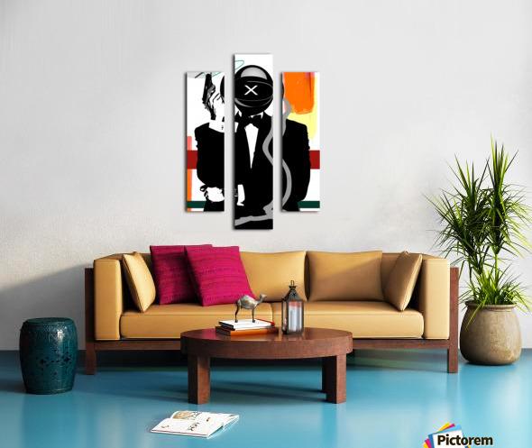 Buggatti Italia Canvas print