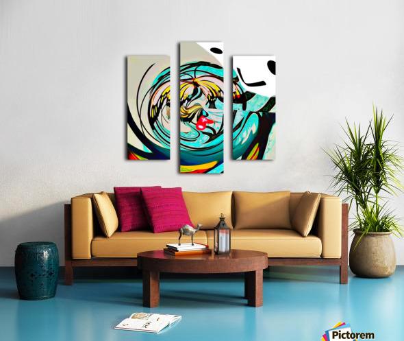 metamorphosis 2 Canvas print