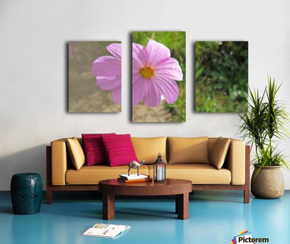 Flowers (83) Canvas print