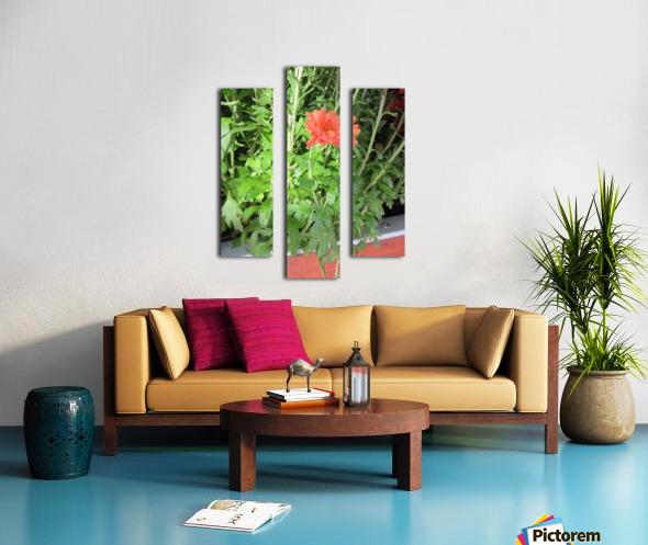 Flowers (55) Canvas print