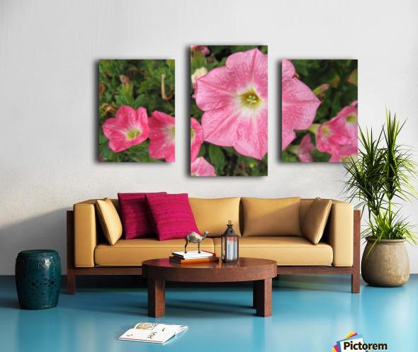 Flowers (86) Canvas print