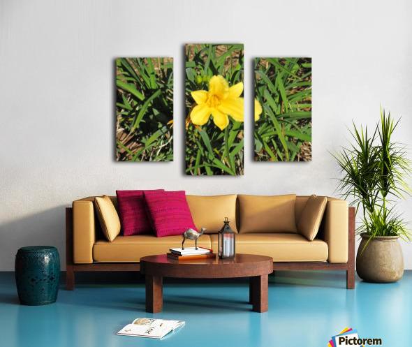 Flowers (35) Canvas print