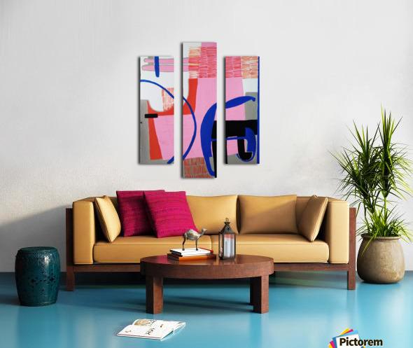 оооо Canvas print
