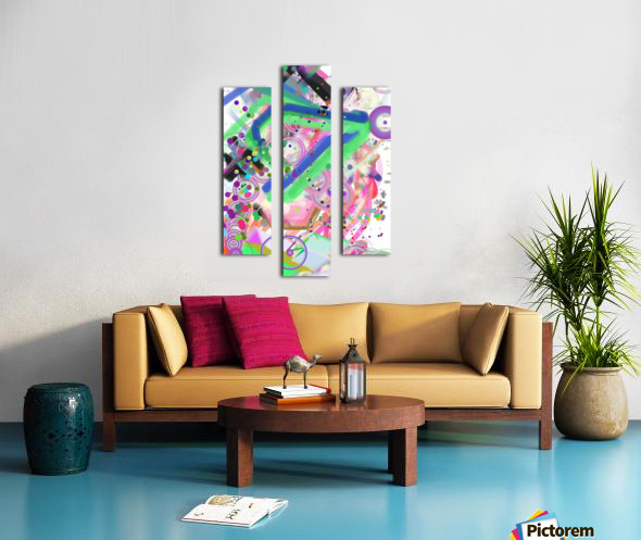New Popular Beautiful Patterns Cool Design Best Abstract Art_1557269361.88 Canvas print