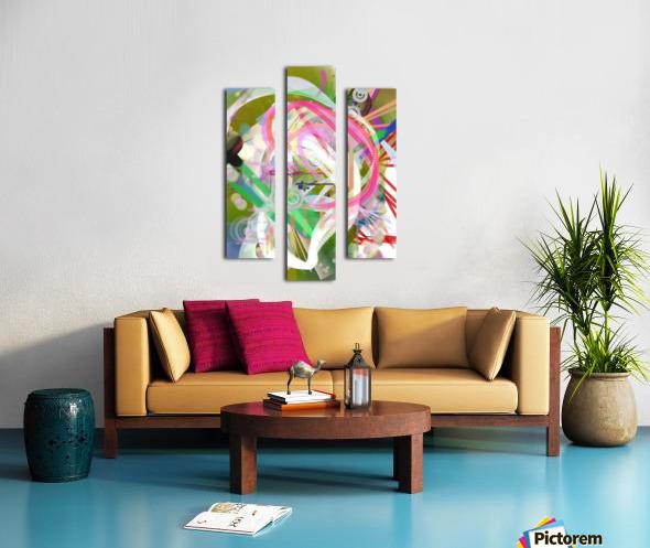 New Popular Beautiful Patterns Cool Design Best Abstract Art (3)_1557269361.91 Canvas print