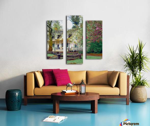 Prospect park Brooklyn Canvas print