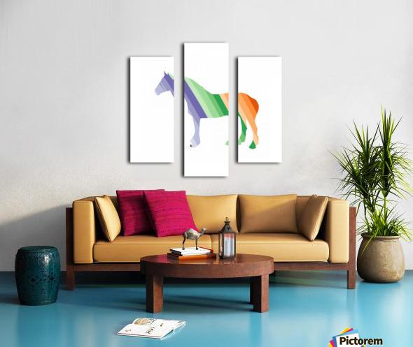 Abstract art (3)_1558001661.3447 Canvas print