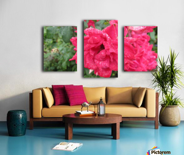 Flower (9) Canvas print