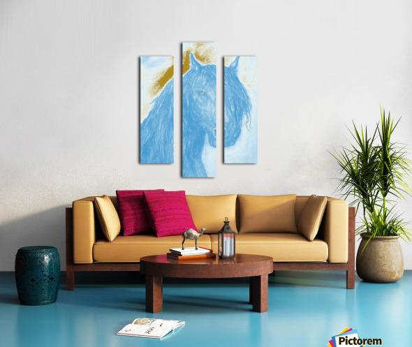 Horse Spirit Canvas print