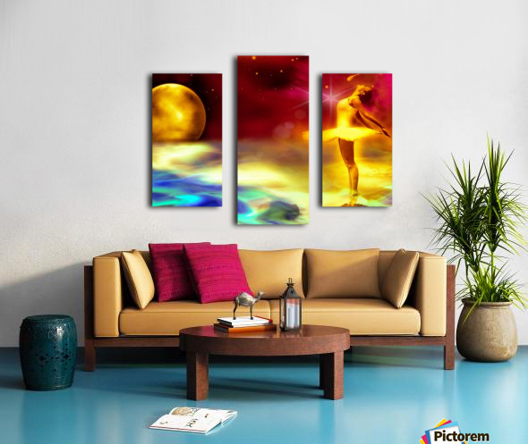 Days like this.. Canvas print