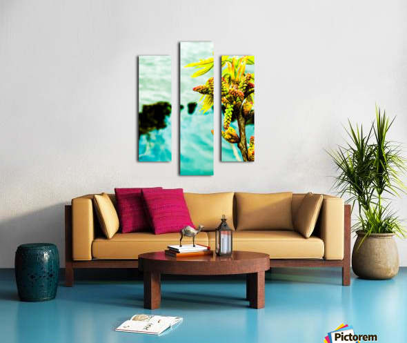 Floating Impression sur toile