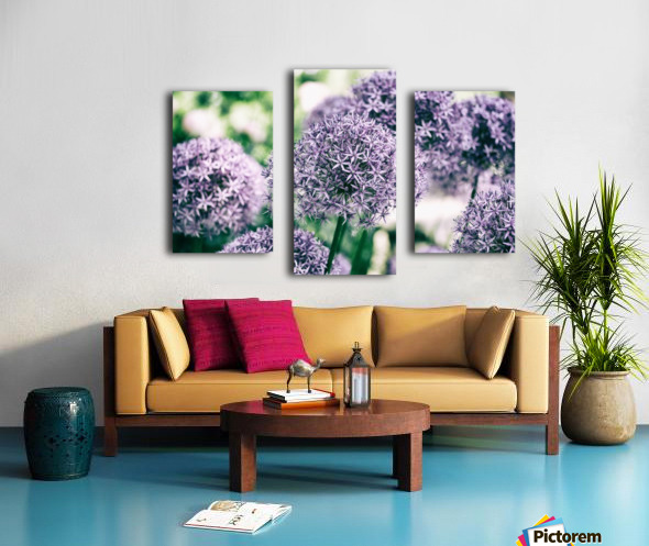 Grouped Together Canvas print