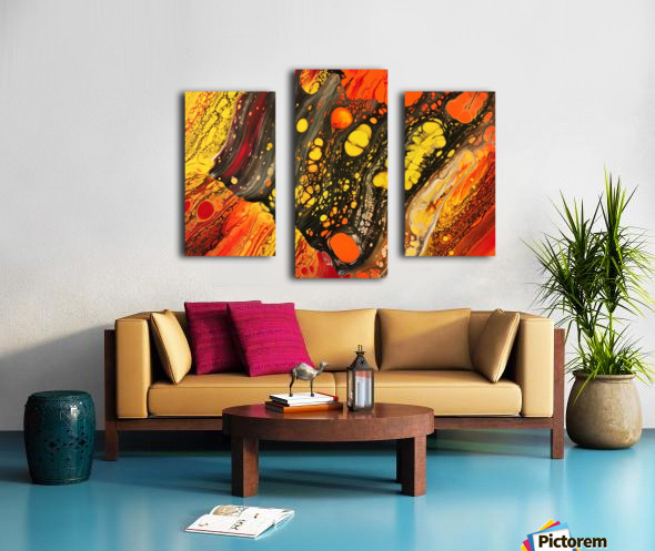 Retrospective  Canvas print