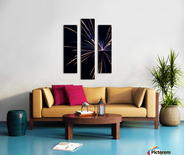 Fireworks 2019 24 Canvas print