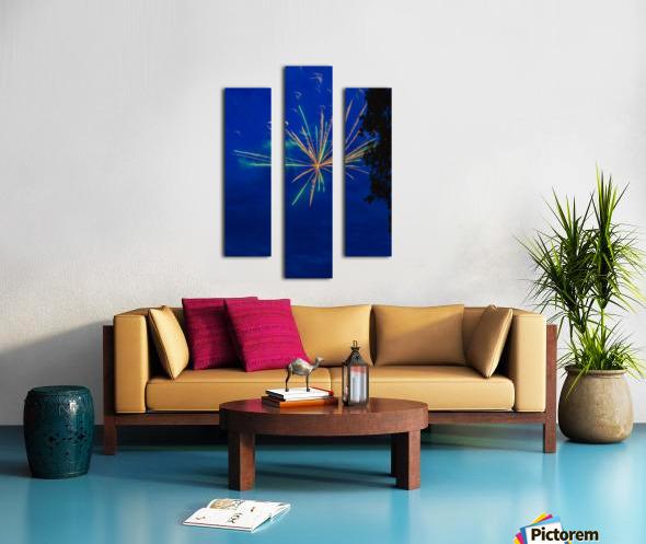 Fireworks 2019 8 Canvas print