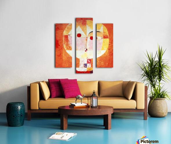 Senecio Canvas print