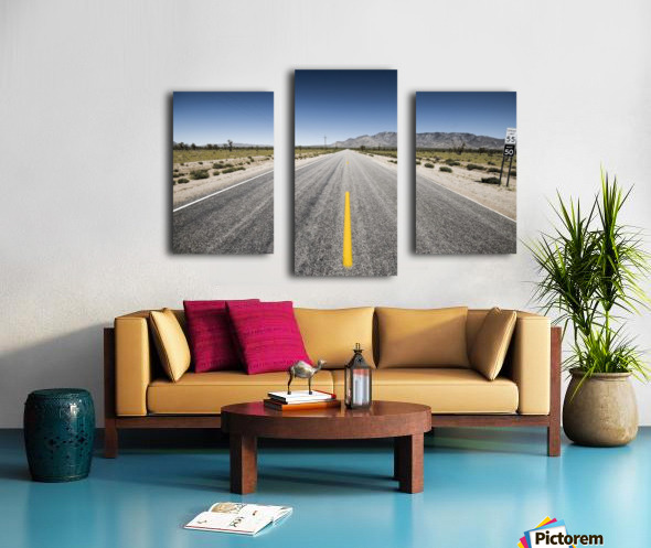 Arizona Road Canvas print